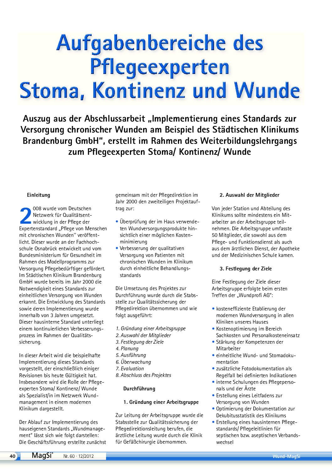 Aufgabenbereich PE SKW PDF
