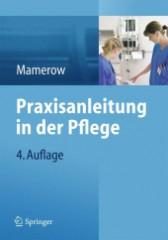 Praxisanleitung in der Pflege Buchcover