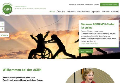 Screenshot ASBHeV