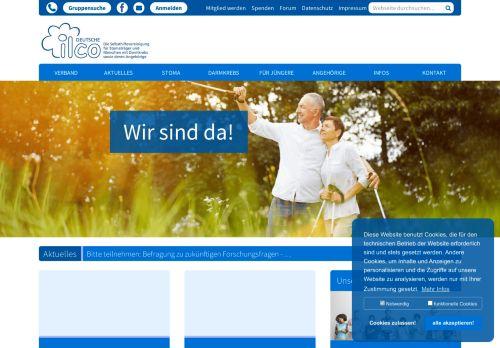 Screenshot ILCO