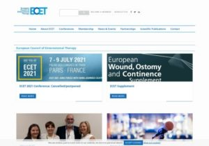 Screenshot ECET