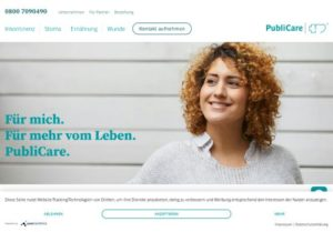 Screenshot Publicare