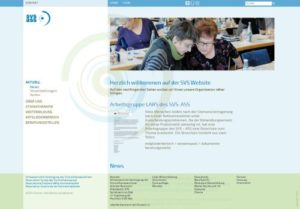 Screenshot SVS