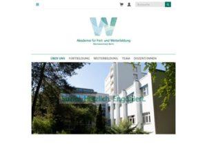 Screenshot Wannsee Akademie